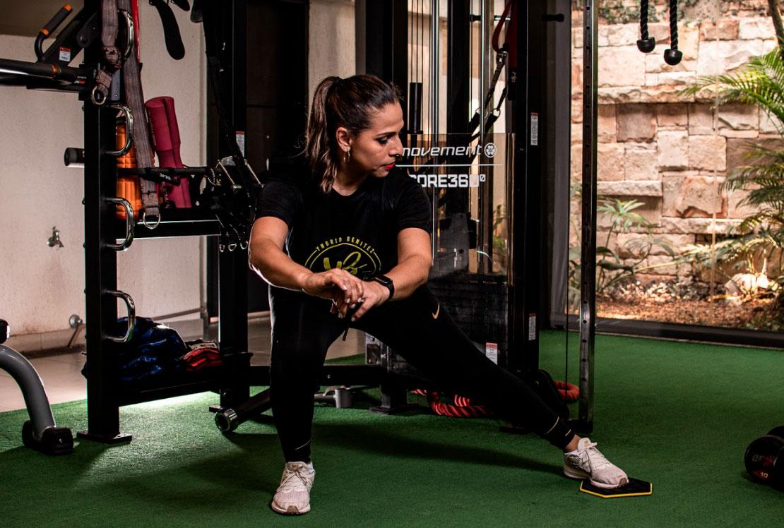 Saga Gym - Yngrid Benitez