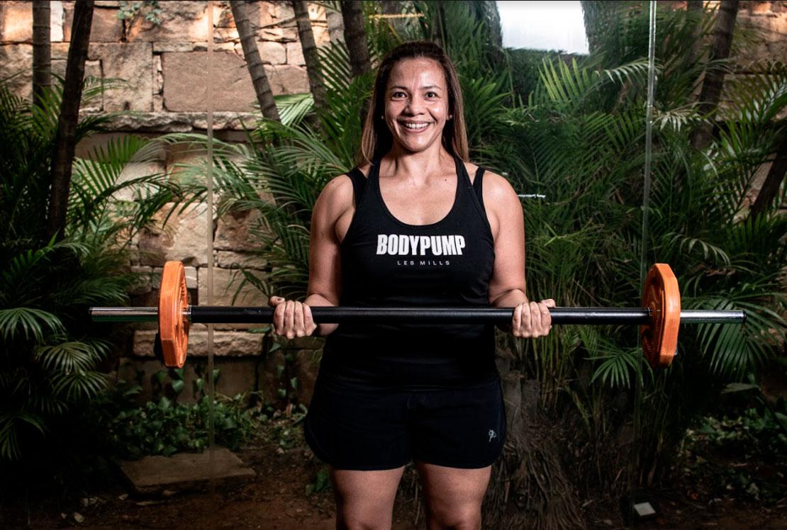 Saga Gym - Nora Duarte