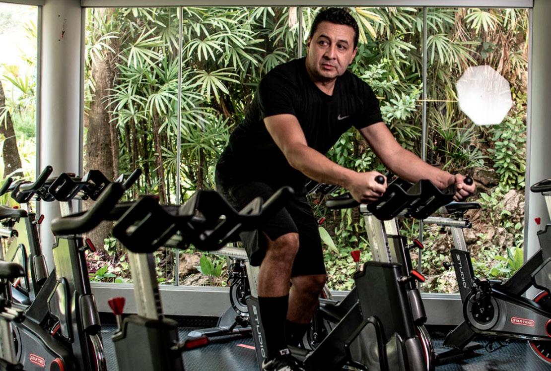 Saga Gym - Rodrigo Vega