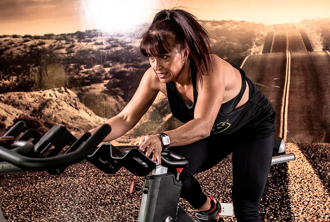 Saga Gym - Patricia Cabezudo